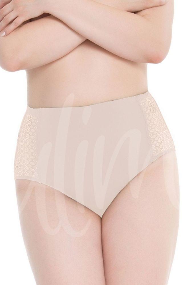 Julimex Dámské kalhotky Opal beige, béžová, XL