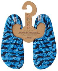 Slipstop fiú papucs Hunter, SS19120187, 24-26, kék