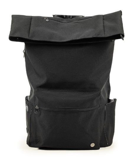 "PKG Brighton Laptop Backpack 15"", černý (PKG-BRIG-BK01BK)"