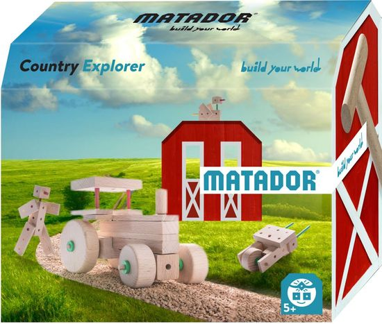 MATADOR® Country Explorer