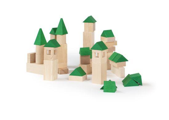 VARIS Toys Architekt 25 kostek
