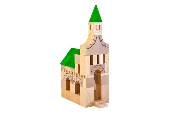 VARIS Toys Architekt 63 kostek