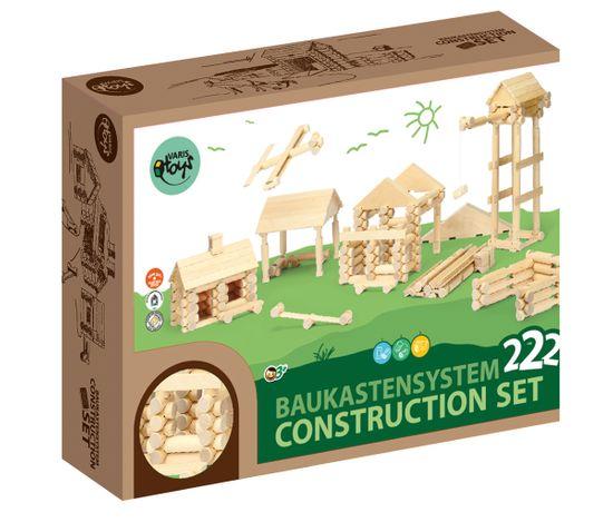 VARIS Toys Konstruktér sada 222 dílků