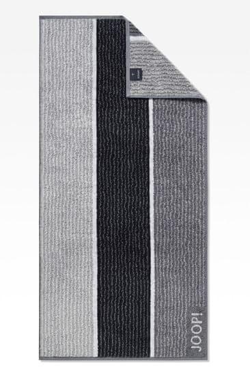 Joop! Ručník Lines 50 x 100 cm 3 ks, černá
