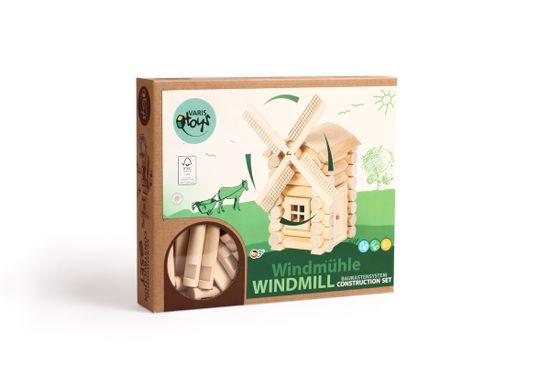 VARIS Toys Konstruktér větrný mlýn