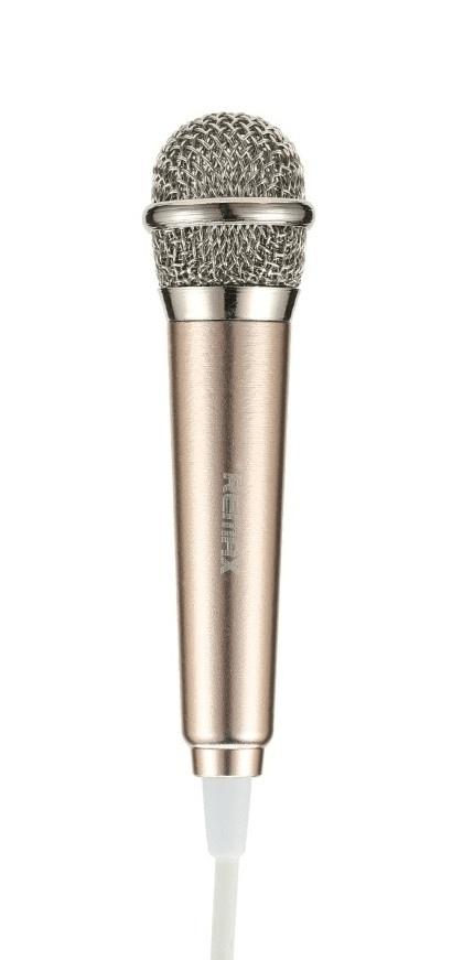 REMAX AA-1233 K01 MICROPHONE SPEAKER zlatý