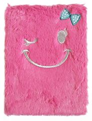 Friends plišasti dnevnik, Smiley (26216)