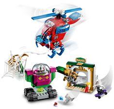 LEGO Super Heroes 76149 Skrivnostna grožnja