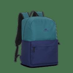 """RivaCase nahrbtnik za prenosni računalnik 39,6 cm/15.6"""", modra/zelena (5560-ACB)"""