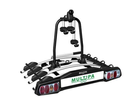 MULTIPA Nosič kol na tažné zařízení 4 kola, MULTIPA