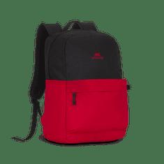 RivaCase nahrbtnik za prenosni računalnik 39.7 cm, rdeč/črn (5560-BPR)