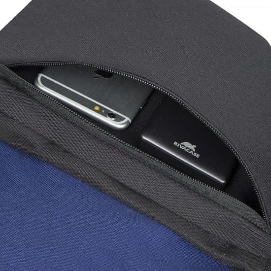 RivaCase nahrbtnik za prenosni računalnik 39.7 cm, moder/črn (5560-CBB)
