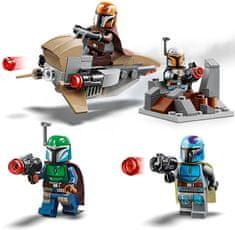 LEGO Star Wars™ 75267 Zestaw bojowy Mandalorianina
