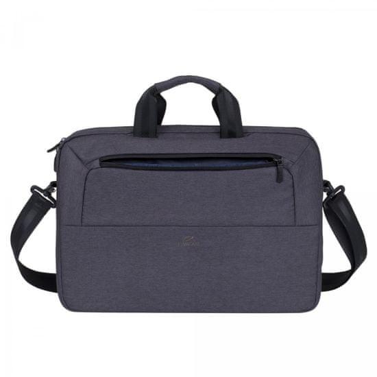 RivaCase 7730 torba za prenosnik, 39,6 cm (15.6''), siva