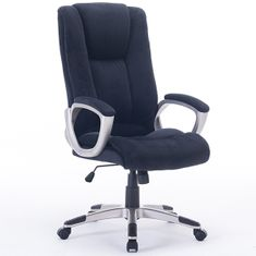 Element pisarniški stol Comfort, črn