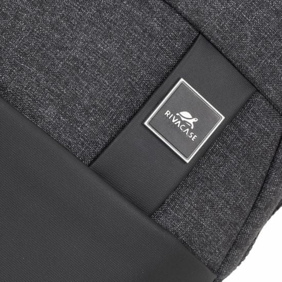 RivaCase 8825 nahrbtnik za prenosnik, 33,8 cm (13.3''), črn