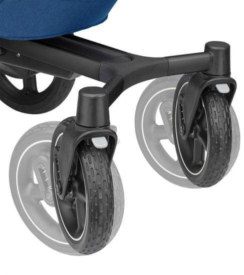 Maxi-Cosi Nova 4W Essencial 2020 voziček Blue - Odprta embalaža