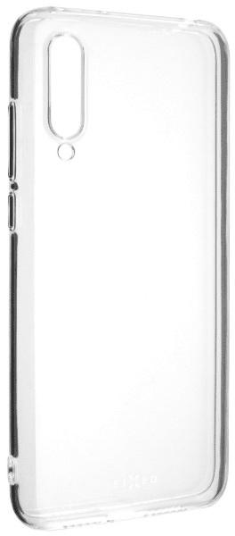 FIXED TPU gelové pouzdro pro Xiaomi Mi9 Lite, čiré (FIXTCC-411)