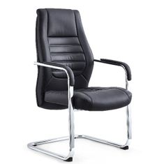 Clon konferenčni stol, črn