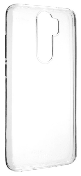 FIXED Ultratenké TPU gelové pouzdro Skin pro Xiaomi Redmi Note 8 Pro, 0,6 mm, čiré (FIXTCS-463) - rozbaleno