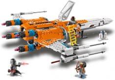LEGO Star Wars™ 75273 bojevnik X-wing Poe Damerona