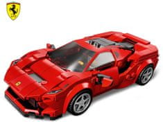 Speed Champions 76895 Ferrari F8 Tributo