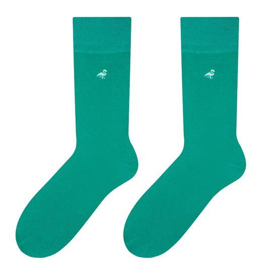 More Pánské ponožky MORE 051 modrofialová 39-42