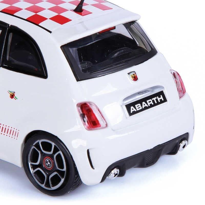BBurago Fiat 500 Abarth 1:24