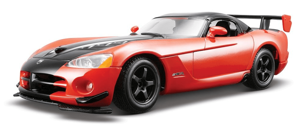BBurago Dodge Viper SRT 10 ACR 1:24 red