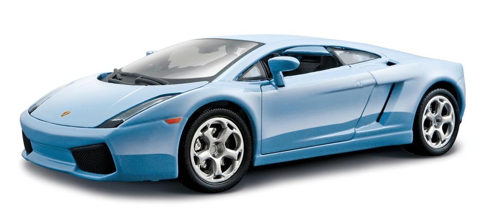BBurago KIT Lamborghini Gallardo, 1:24