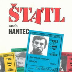 Štatl aneb Hantec - CD