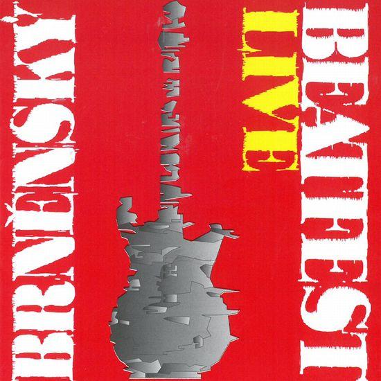 Brněnský Beatfest Live - CD
