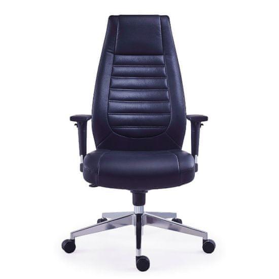 Sia pisarniški stol, črn