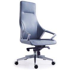 Spajk pisarniški stol, siv