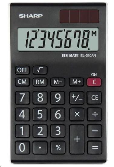 Sharp kalkulator EL310ANWH