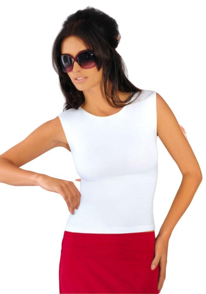 Babell Dámské tričko INDI bílá S