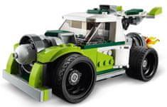 LEGO zestaw Creator 31103 Rakietowy samochód