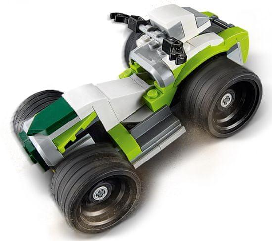 LEGO Creator 31103 Auto s raketovým pohonem