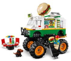 LEGO Creator 31104 Monster hamburger truck