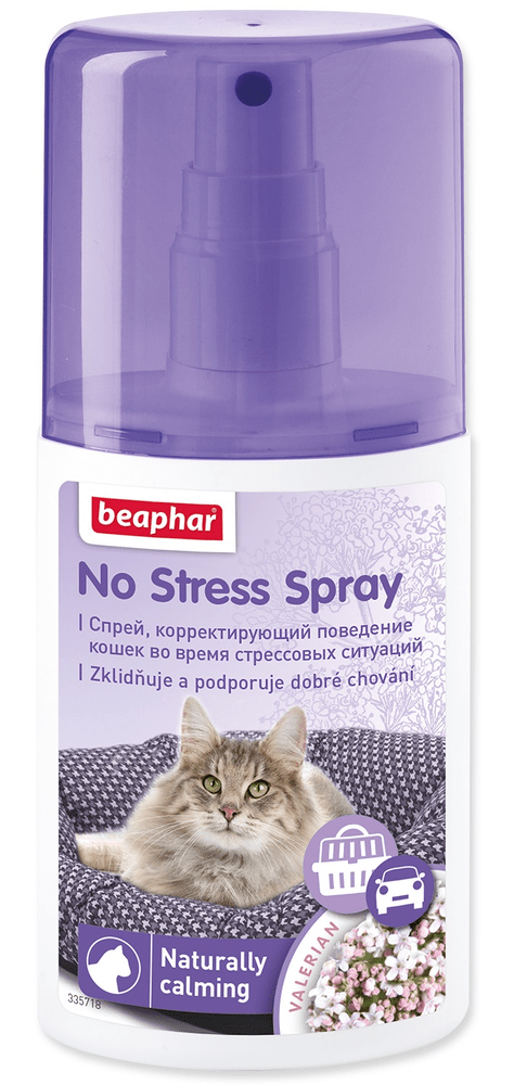Beaphar Sprej No Stress 125 ml