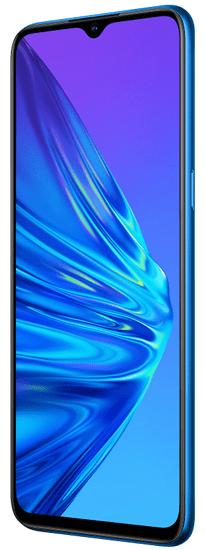 realme 5 pametni telefon, 4GB/128GB, Crystal Blue