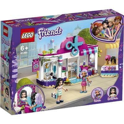 LEGO Friends 41391 Frizerski salon v mestu Heartlake