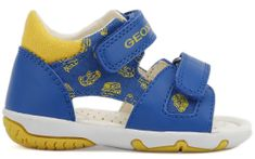 Geox Elba B02L8A_01054_C0335 fantovski sandali, modri, 21