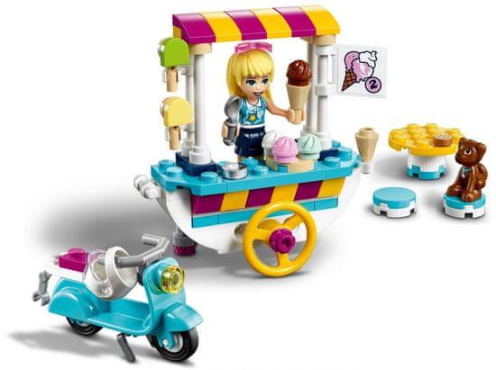 LEGO Friends 41389 Potujoča stojnica s sladoledom