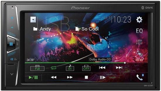 Pioneer DMH-G220BT avtoradio