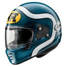 Arai CONCEPT-X HA Blue retro helma vel.L