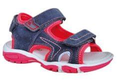Protetika lány cipő SVEN korál 33 rózsaszín
