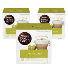 NESCAFÉ Dolce Gusto® kávové kapsle Cappuccino 3balení