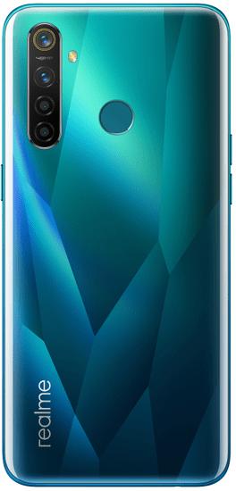 realme Smartfon 5 Pro, 8GB/128GB, Crystal Green