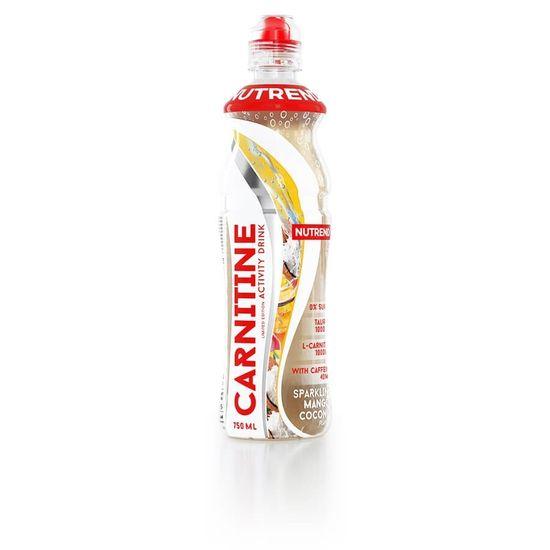 Nutrend Carnitine Activity Drink with Caffeine 750ml